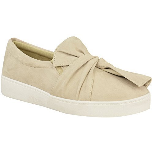 Sneakers grigie con stringhe per donna Fashion thirsty UabPYWv5l